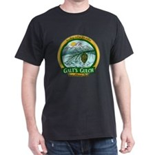 Galt's Gulch Green/Gold T-Shirt