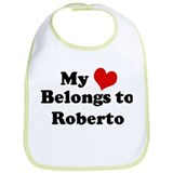 My Heart: Roberto Bib