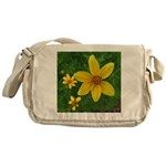 .coreopsis. Messenger Bag