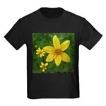 .coreopsis. Kids Dark T-Shirt