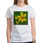 .coreopsis. Women's T-Shirt