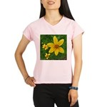 .coreopsis. Performance Dry T-Shirt