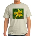 .coreopsis. Light T-Shirt