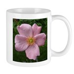 .light pink rose. Mug