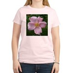 .light pink rose. Women's Light T-Shirt