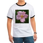 .light pink rose. Ringer T