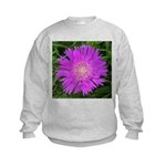 .stoke's aster. Kids Sweatshirt