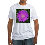.stoke's aster. Fitted T-Shirt