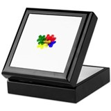 Multi piece puzzle Keepsake Box