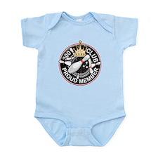300 Club - Distressed Infant Bodysuit