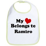My Heart: Ramiro Bib
