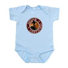Moab Certified - Mountain Biker Infant Bodysuit