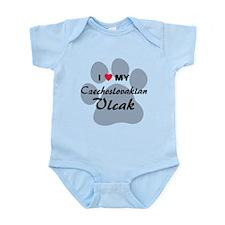Czechoslovakian Vlcak Infant Bodysuit