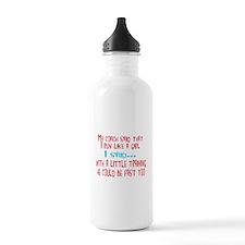 My coach Sports Water Bottle