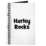Harley Rocks Journal