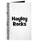 Hayley Rocks Journal