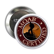 """Moab Certified - Guy Hiker 2.25"""" Button"""
