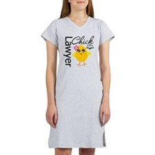 Lawyer Chick Women's Nightshirt