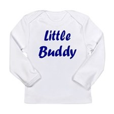 Big Buddy - Little Buddy: Long Sleeve Infant T-Shi