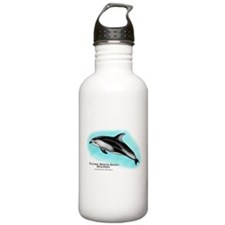 Pacific White-Sided Dolphin Water Bottle