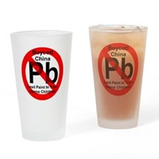No Pb Drinking Glass