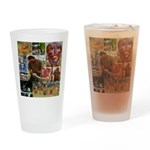 Wildlife Festival Drinking Glass