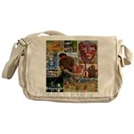 Wildlife Festival Messenger Bag