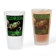 Florida Everglades National P Drinking Glass