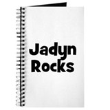 Jadyn Rocks Journal