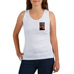 Atlanta Nights Women's Tank Top w/ Blurb on Back