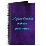 Writer = Dreamer Journal