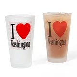 Washington Drinking Glass