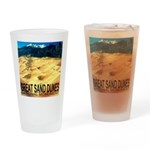 Great Sand Dunes National Mon Drinking Glass