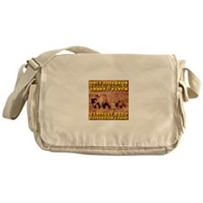 Yellowstone National Park Bea Messenger Bag