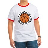 World's Coolest Basketball Dad T