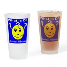What is DF Smiley? Drinking Glass