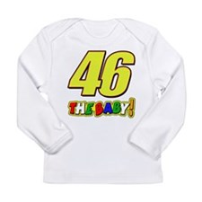 VR46baby Long Sleeve Infant T-Shirt