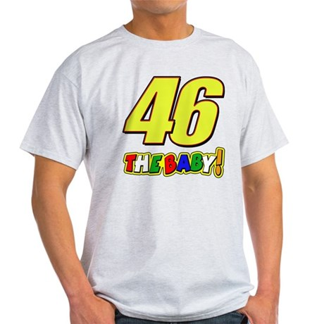 VR46baby Light T-Shirt