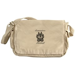 Champion K9 Award Messenger Bag