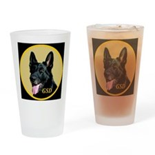 GSD Style 2 Drinking Glass