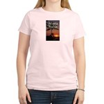 Atlanta Nights Women's Pink T-Shirt w/ Excerpt
