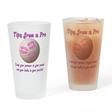 Keep Your Putter In Your Pant Drinking Glass