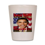 Special Inaugural Edition Shot Glass