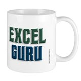 Isnt it Obvious? Excel Guru Coffee Mug