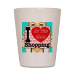 Promote Mall Shopping Shot Glass