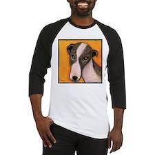 Greyhound Whippet Baseball Jersey