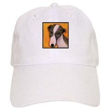 Greyhound Whippet Baseball Cap