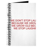 growing old merchandise Journal