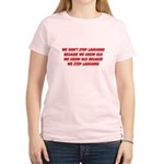 growing old merchandise Women's Light T-Shirt
