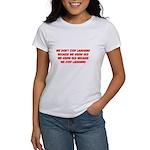 growing old merchandise Women's T-Shirt